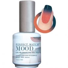 LeChat UV/LED Mood Gel 15ml - Deep Sea